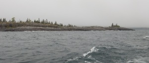 East end of Isle Royale