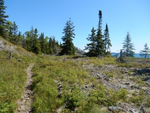 Scoville Point Trail