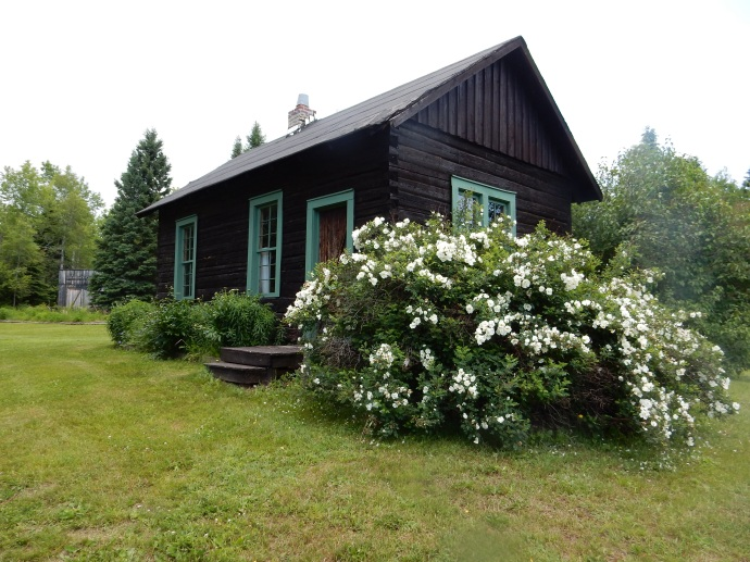 Finnish bachelor farmer homestead