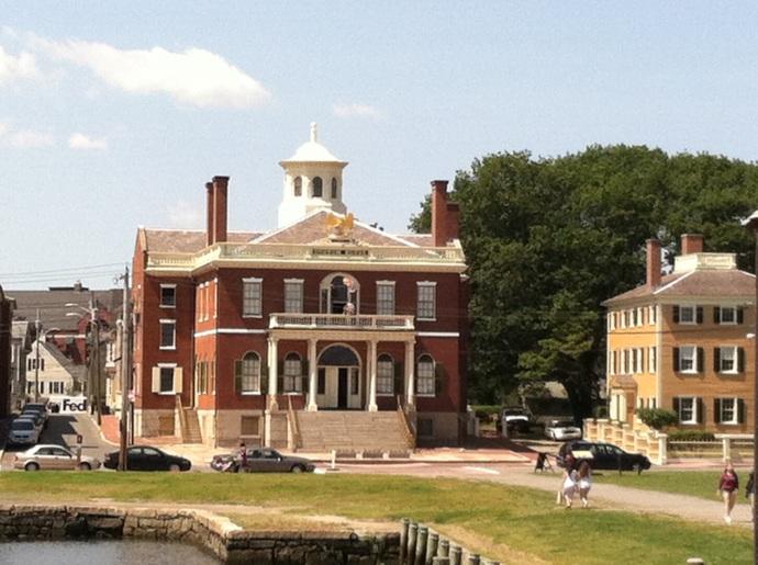 Custom House at Salem Maritime National Historic Site