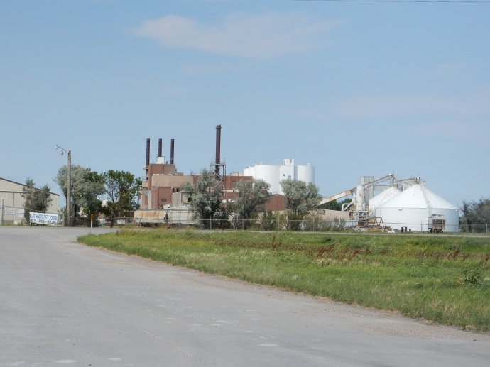 Crookston sugar beet facility