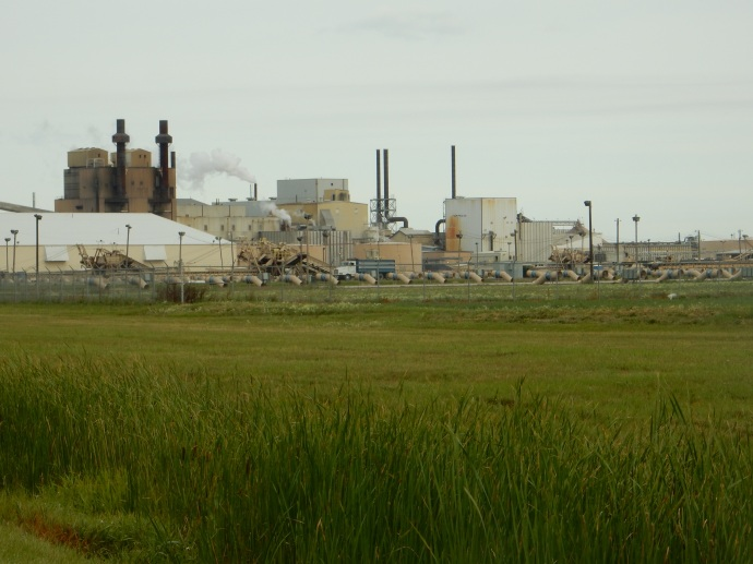 American Crystal Sugar plant in East Grand Forks