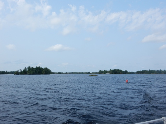 Rainy Lake