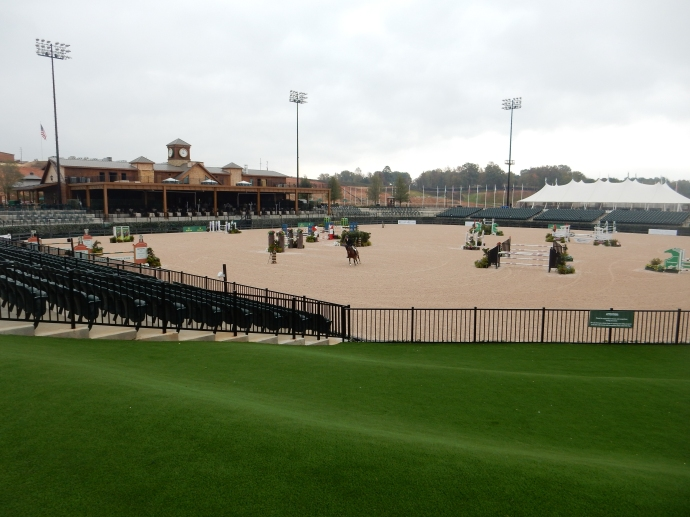 Tryon Equestrian Center