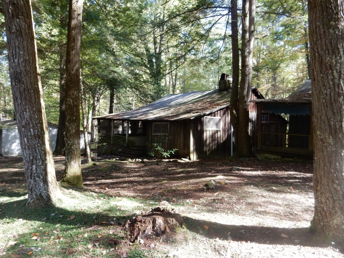 Cabin in Elkmont area