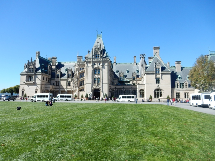 Biltmore in Asheville NC