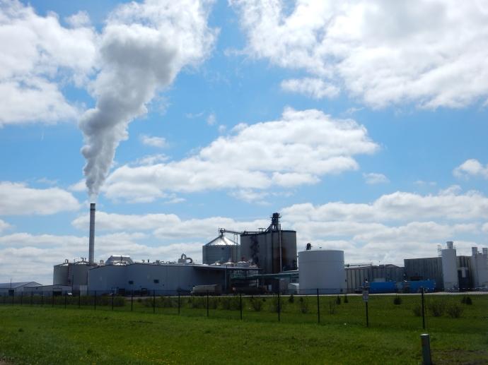 Ethanol plant Lamberton MN