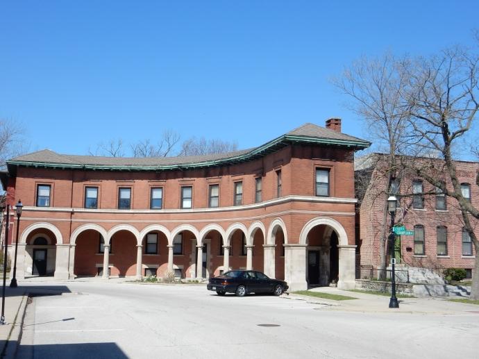 Part of historic Pullman