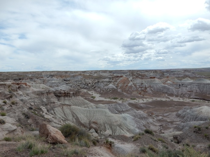 Another view at Blue Mesa