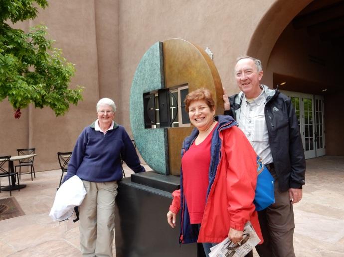 Chris, Beth, and Ed