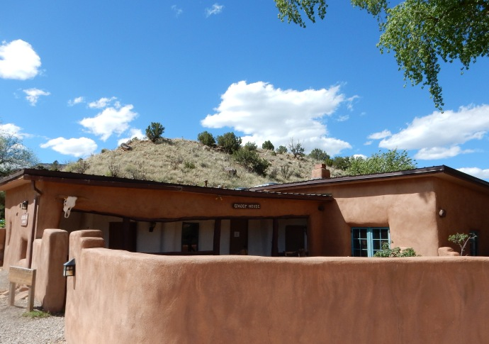 Ghost House at Ghost Ranch