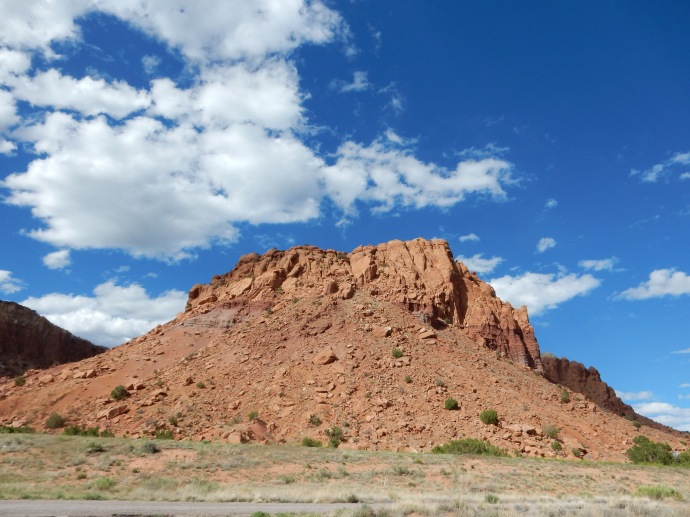 Red Rocks around Ghost Ranch and Abiquiu
