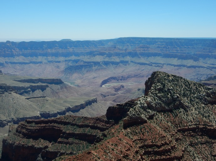 View from Cape Royal at Grand Canyon