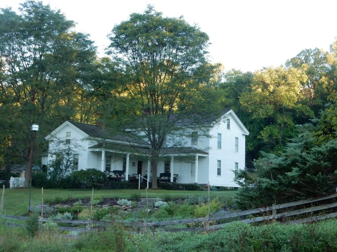 Inn at Brandywine Falls