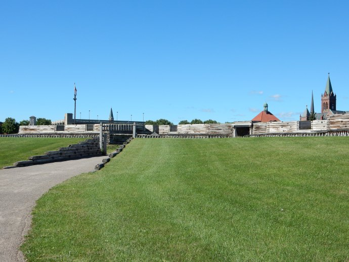 Fort Stanwix, Rome New York