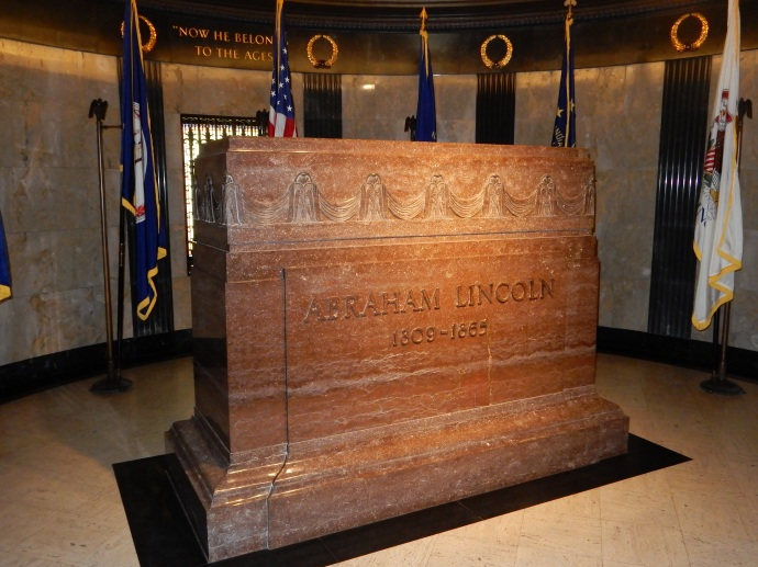 The Lincoln Tomb