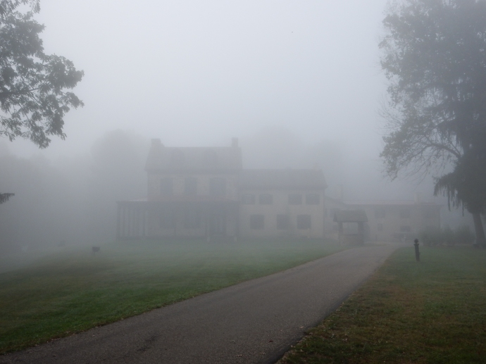 Friendship Hill home of Albert Gallatin