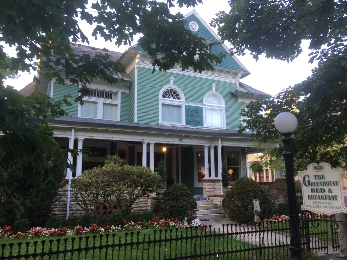 The Greenhouse B & B in Chillicothe, OH
