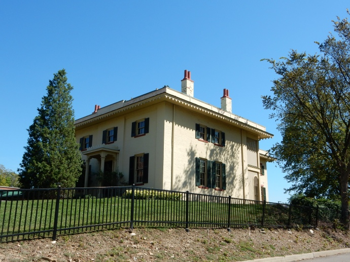 William Howard Taft house