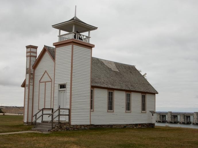 Oahe Mission Chapel