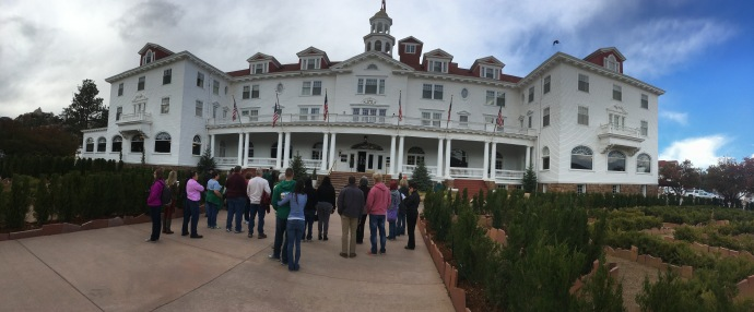 The Stanley Hotel, Estes Park CO