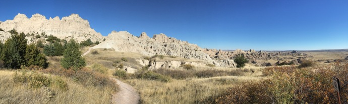 Another view of the Badlands