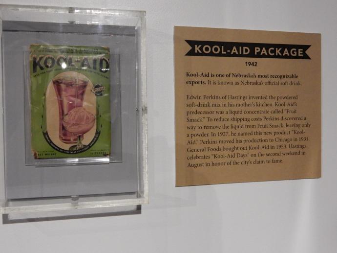 Kool Aid and Nebraska