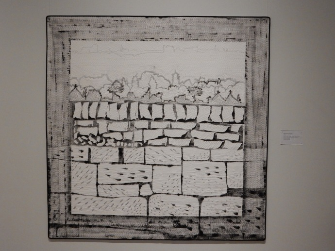 A quilt by Pauline Burbridge